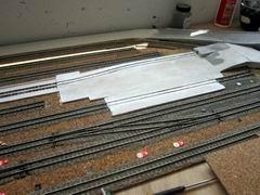Anpassungsarbeiten Güterzufahrt und Überführung