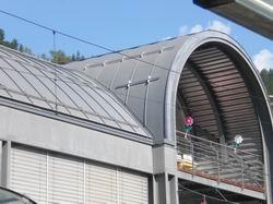 Was mir grösseres Kopfzerbrechen bereitet sind diese Dachkonstruktionen. Ob es hierzu Berechnungsformeln gibt um die Schnittform zu erstellen?