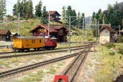 Bahnhof Preda und weitere Module stehen zum Verkauf
