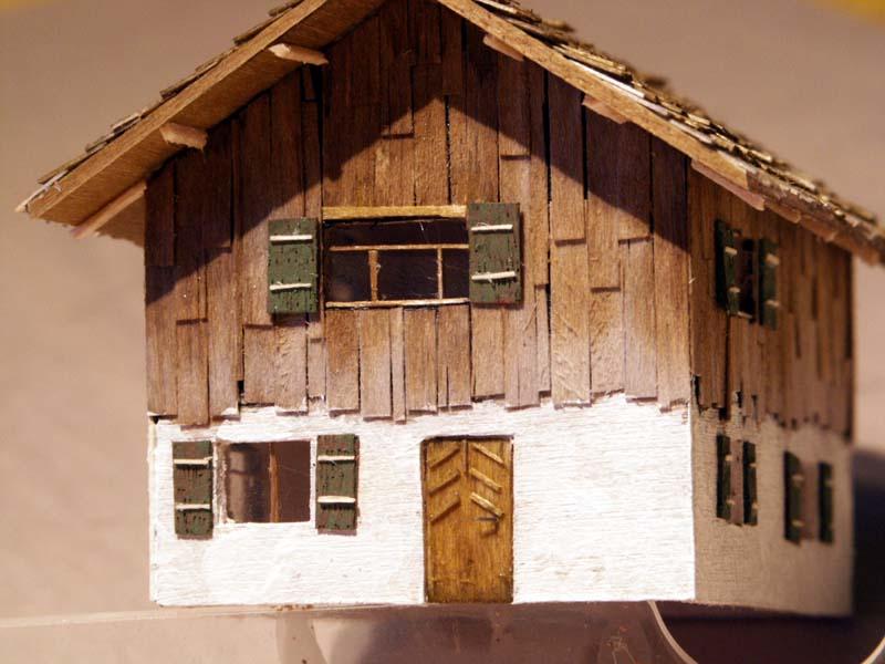 Albulamodell die albulabahn und ruinaulta im modell for Modellhaus bauen