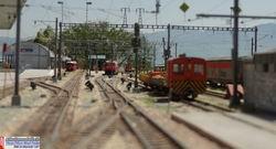 Eines meiner Lieblingsbilder aus der Fotosession - hier kommt richtiges Bahnfeeling auf!
