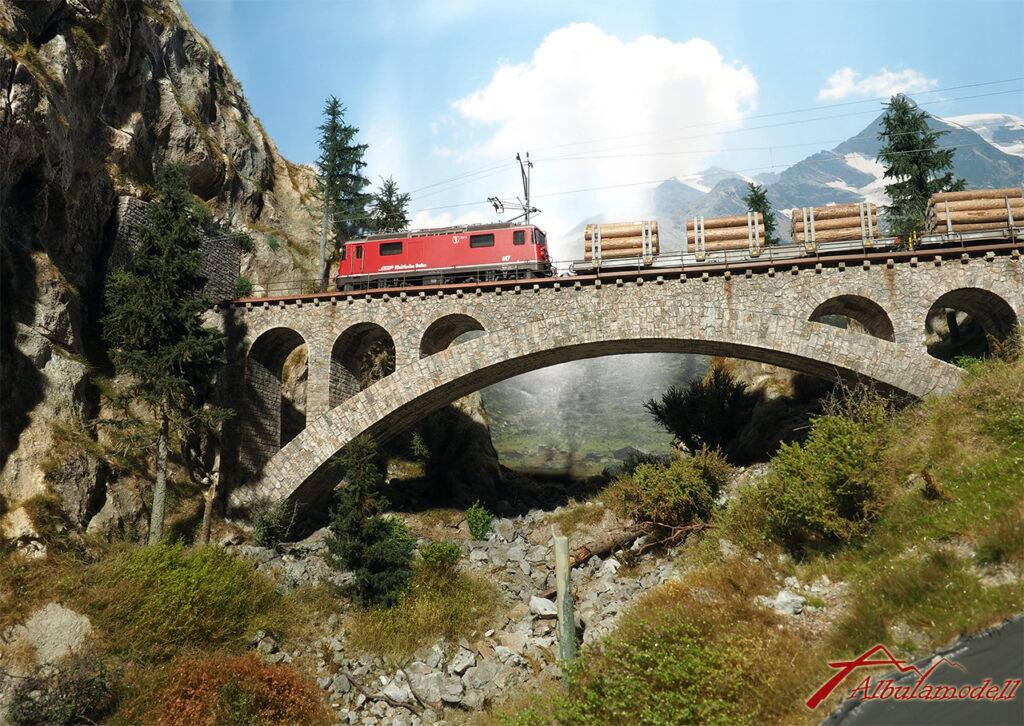 Val Verda Viadukt